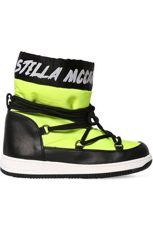 Stella McCartney Bambina Stivali - Stivali Sci In Nylon