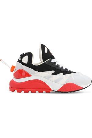 FORWARD Sneakers In Nylon E Rete Bicolor 50mm