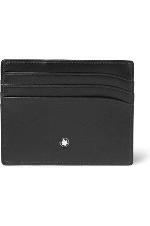 Mont Blanc Uomo Portafogli e portamonete - Meisterstück Leather Cardholder