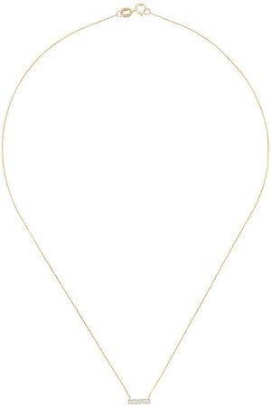 Dana Rebecca Designs Collana Sylvie Rose in 14kt e diamanti - YELLOW GOLD