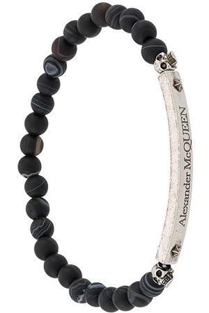 Alexander McQueen Bracciale con perline - Di colore