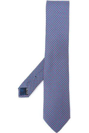 Salvatore Ferragamo Cravatta con stampa - Di colore