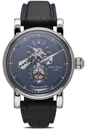 Chronoswiss Orologio Flying Regulator Open Gear 41mm - BLUE