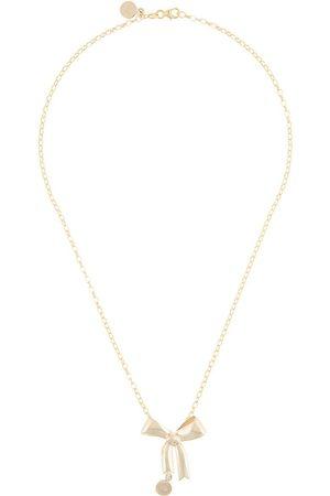 Karen Walker Collana con pendente in oro 9 kt - Effetto metallizzato