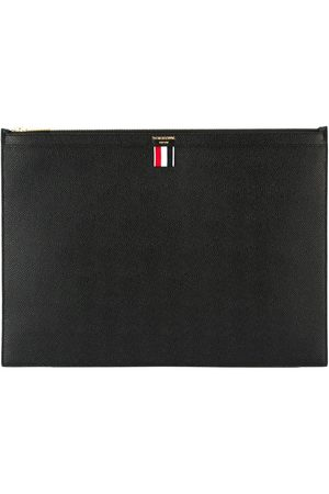 Thom Browne Uomo Tablet - Custodia laptop grande (39x28 cm)