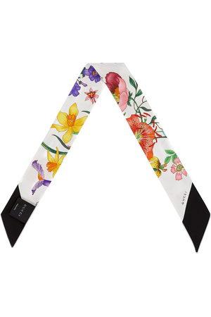 Gucci Papillon con stampa Flora