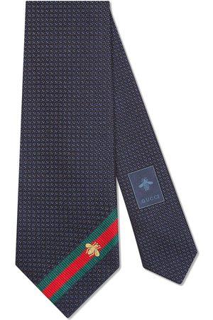 Gucci Uomo Papillon - Cravatta con ricamo
