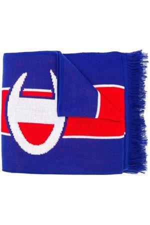 Champion Sciarpa con frange con logo