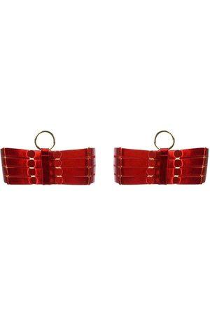 BORDELLE Donna Accessori intimo - Metallic detail garters