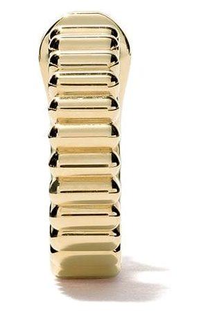 Boucheron Orecchin Grosgrain in oro giallo 18 carati - YG