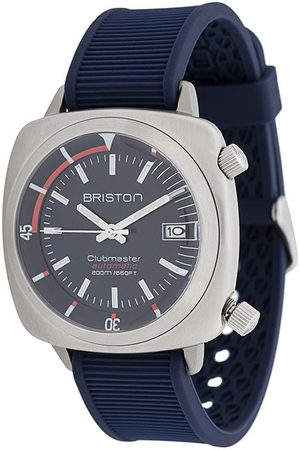 Briston Orologio Clubmaster Diver Brushed