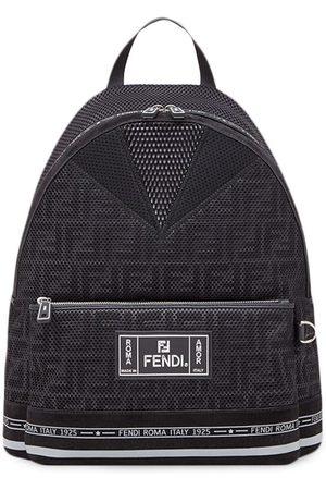 Fendi Zaino grande con logo FF