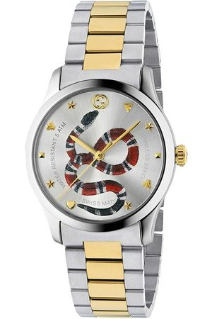 Gucci Orologio G-Timeless 38mm - Effetto metallizzato