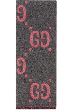 Gucci Sciarpa con monogramma GG