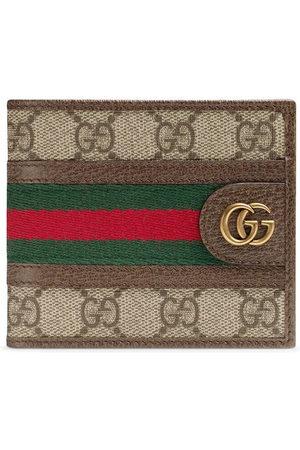 Gucci Portafoglio bi-fold Ophidia GG