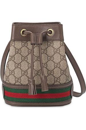 Gucci Borsa a secchiello Ophidia GG - Color
