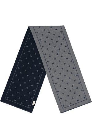 Gucci Uomo Sciarpe - Sciarpa con ricamo
