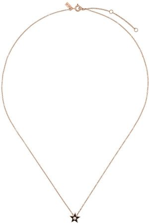 EF Collection Donna Collane - Collana con pendente in oro 14kt - BRONZE