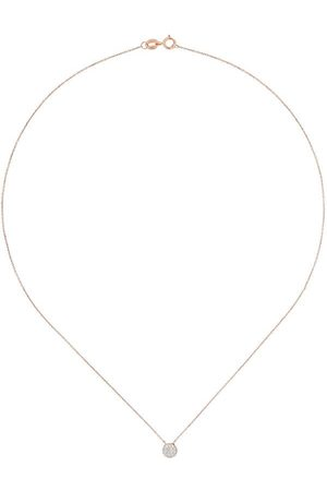 Dana Rebecca Designs Collana Julianne Himiko Star in rosa 14kt con diamanti