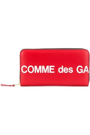 Comme Des Garçons Wallet Portafogli e portamonete - Portafoglio con stampa