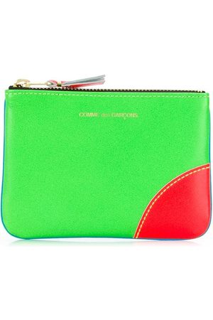 Comme Des Garçons Wallet Portafogli e portamonete - Portafoglio con design color-block