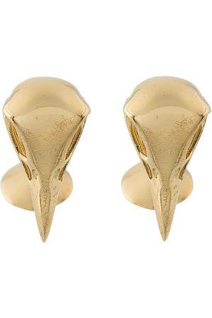 SHAUN LEANE Gemelli con testa di aquila - Effetto metallizzato