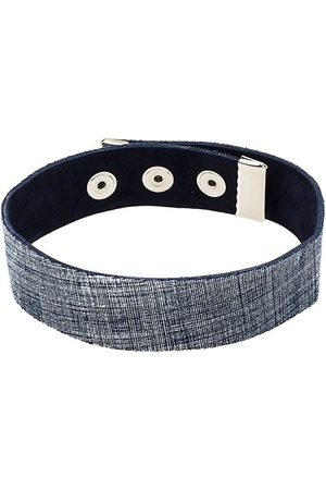 Manokhi Denim collar