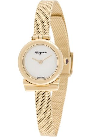 Salvatore Ferragamo Orologio Gancini Slim 22mm - Color