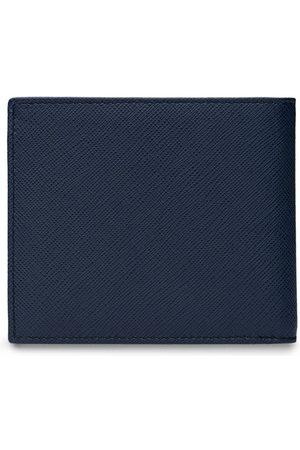 Prada Portafoglio bi-fold con logo