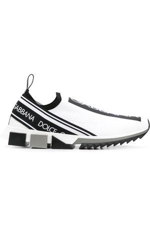 Dolce & Gabbana Sneakers Sorrento con stampa - Di colore