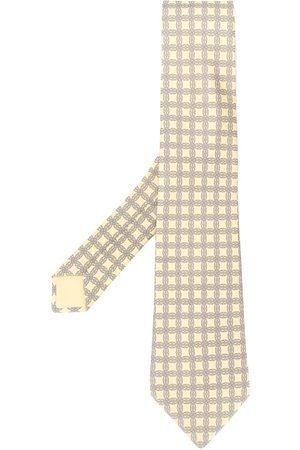 Hermès Cravatta a fantasia anni 2000 Pre-owned