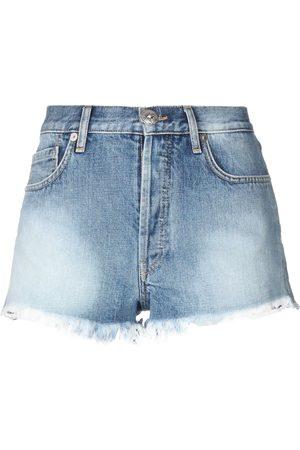 Alanui JEANS - Shorts jeans