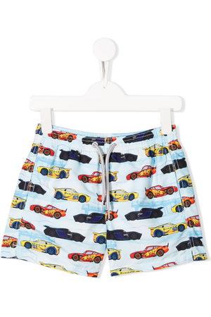 MC2 SAINT BARTH Shorts con stampa - Di colore