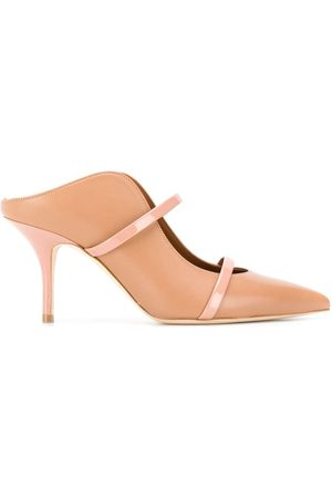 MALONE SOULIERS Mules a punta - Color carne