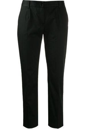 Dolce & Gabbana Pantaloni sartoriali crop - Di colore