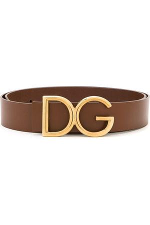 Dolce & Gabbana Uomo Cinture - Cintura con applicazione