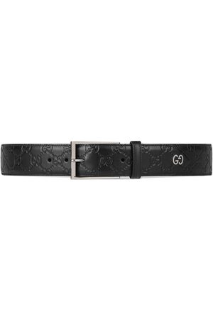 Gucci Uomo Cinture - Cintura Signature