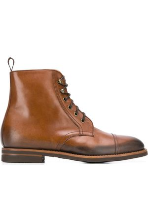 Scarosso Paolo Caramello lace-up boots - Color