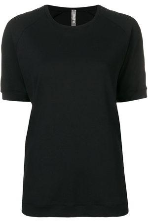 NO KA' OI T-shirt con nastri