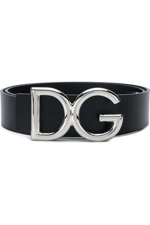 Dolce & Gabbana Cintura con fibbia con logo - Di colore