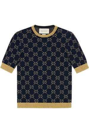 Gucci Maglia con monogramma GG