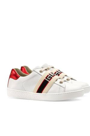 Gucci Sneakers Ace con nastro Gucci