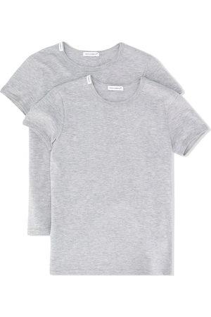 Dolce & Gabbana Set di due T-shirt a maniche corte - Di colore
