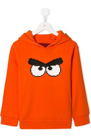 MOSTLY HEARD RARELY SEEN Hoodies - Felpa Angry Bird con stampa - Di colore