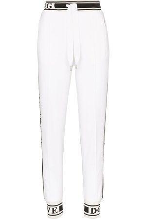 Dolce & Gabbana Pantaloni sportivi con logo - Di colore