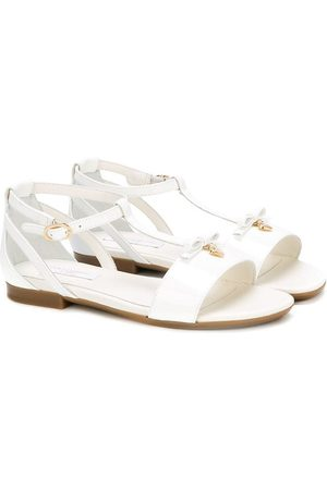 Dolce & Gabbana Sandali con cinturino a T
