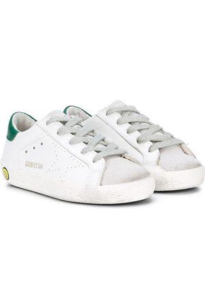 Golden Goose Kids Sneakers con motivo stella traforata - Di colore