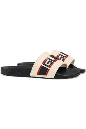 Gucci Slides con stampa - Di Colore