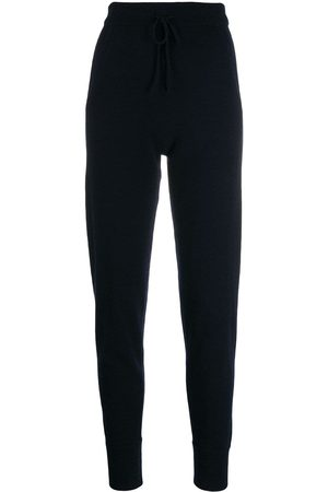 N.PEAL Joggers con coulisse - Di colore