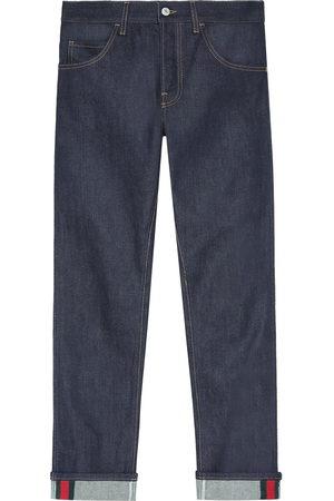 Gucci Jeans affusolati - Di colore